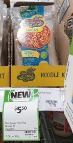 Blue Dragon 265g Noodle Kit Pad Thai