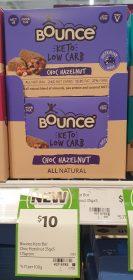 Bounce 175g Keto Low Carb Choc Hazelnut
