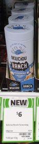 Deliciou 60g Seasoning Ranch 2