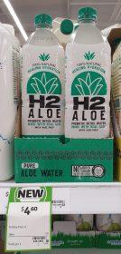 H2 Aloe 1L Aloe Water Pure 1