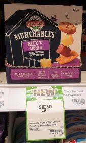 Mainland 64g Munchables Mix N Munch