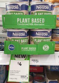 Nestle 370g Condensed Milk Alternative Plant Based 1