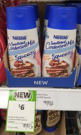 Nestle 450g Squeezy Sweetened Condensed Milk 1