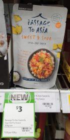 Passage To Asia 200g Stir Fry Sauce Sweet Sour 1