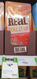 Real Dairy Australia 100g Real Roll It Up
