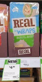 Real Dairy Australia 100g Real For Wraps