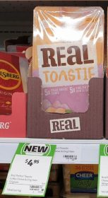 Real Dairy Australia 125g Real Toastie
