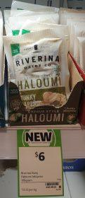 Riverina Dairy Co 180g Haloumi Chunky Jalapeno