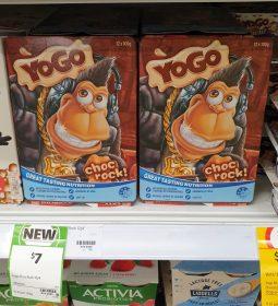 YoGo 12 X 100g Choc Rock