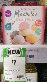 Buono 156g Mochi Ice Cool Mix