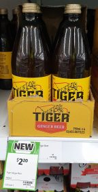 Tiger 750mL Ginger Beer