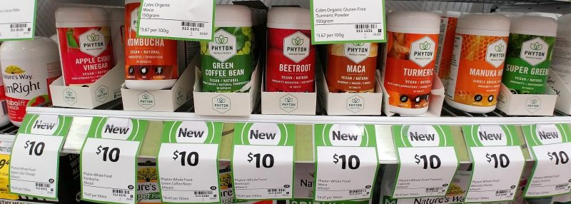New on the shelf at Coles – 5th May 2018 | New Products